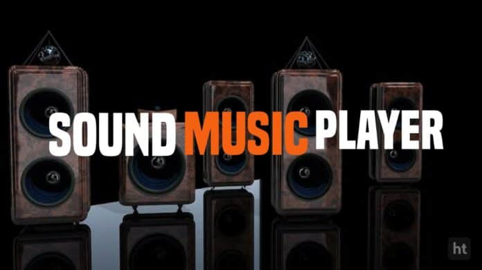 3D Sound Music Player