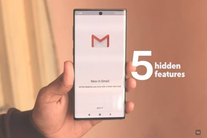 5 Top best Gmail features