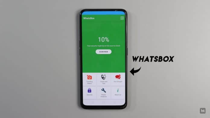 Customize and manage your whatsapp