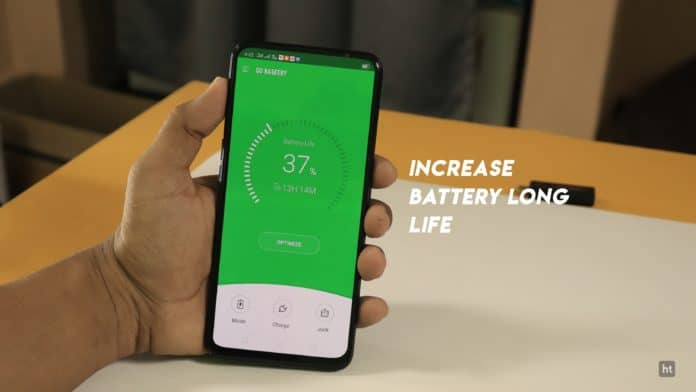 Save the mobile battery