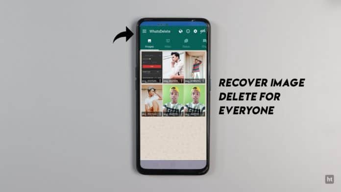 Recover the WhatsApp Delete Media File and Message