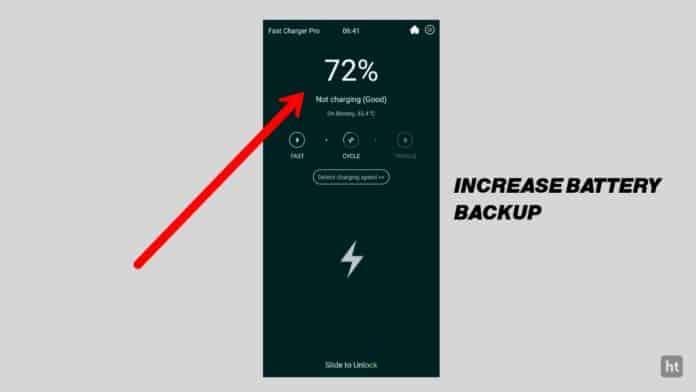 fast phone charging