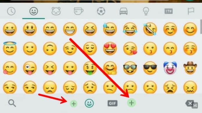 Emoji Stickers on WhatsApp