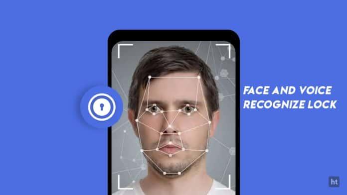 Face voice recognition app