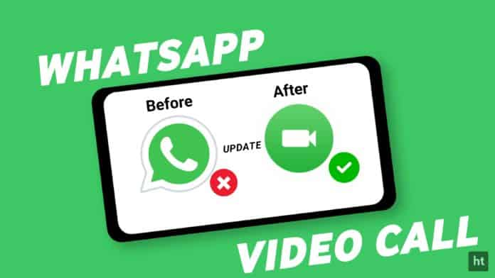 WhatsApp new video calling Features