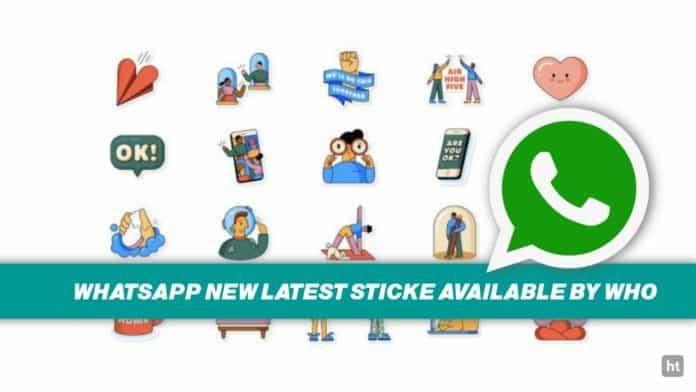 Whatsapp new stickers pack