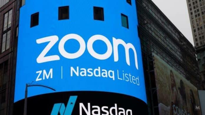 Zoom meeting app