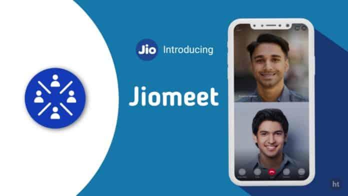 JioMeet Video calling app