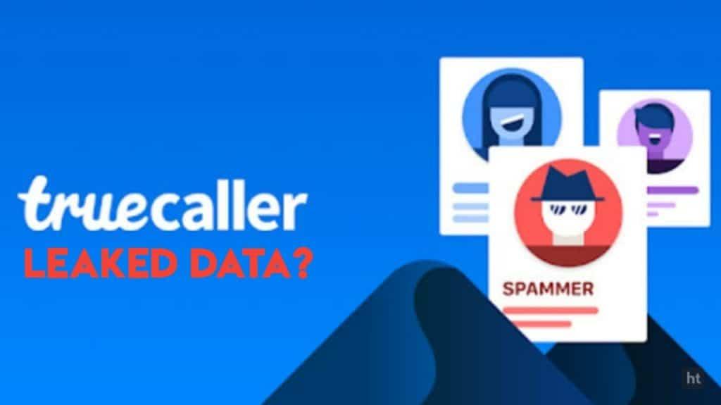 Truecaller data leaked