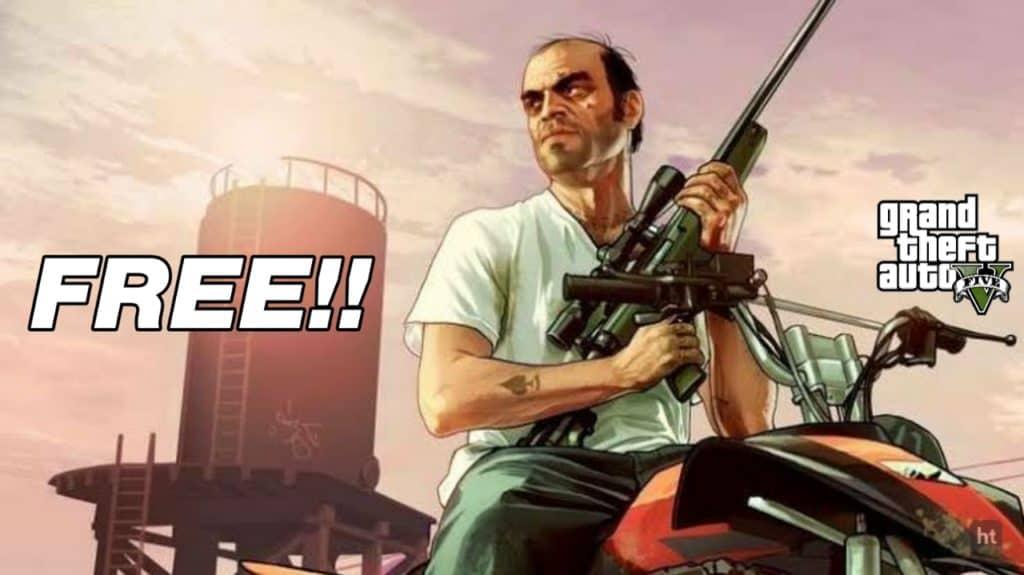 free GTA V epic game