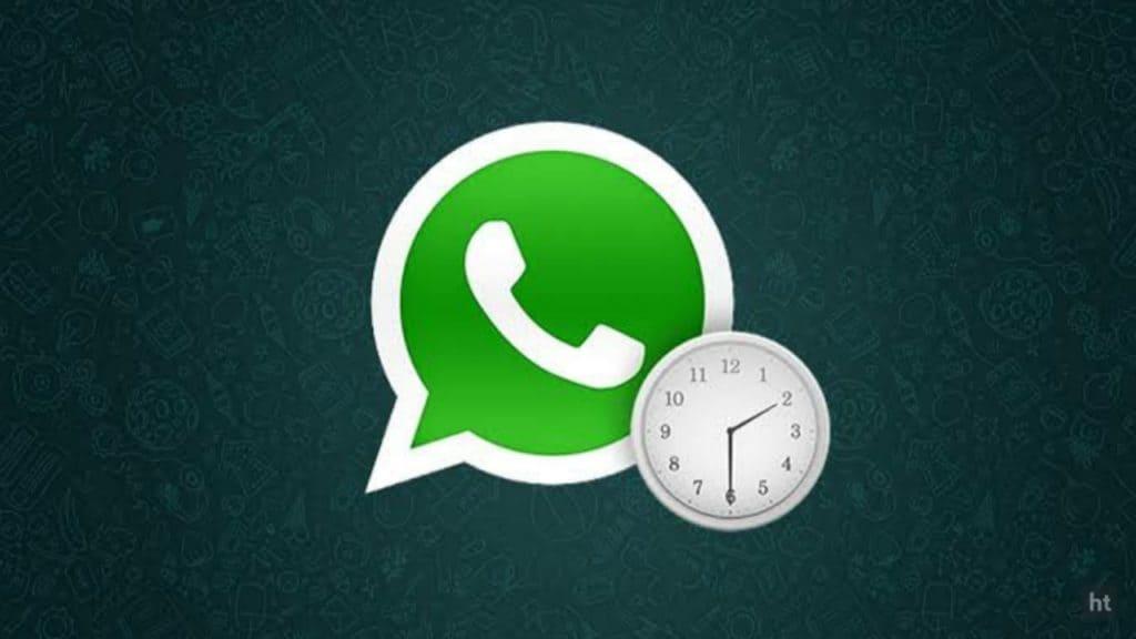 Schedule WhatsApp Message