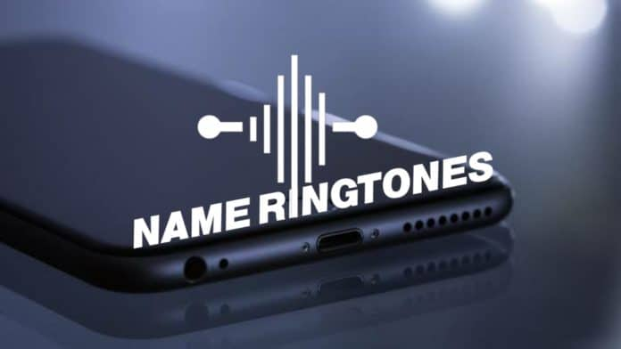 Create own name ringtones
