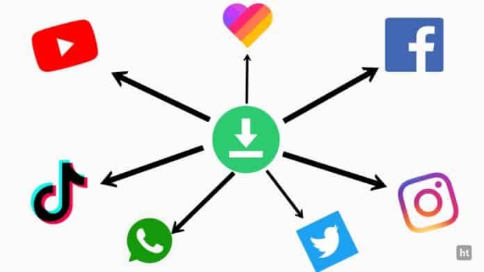 Download all Social Media