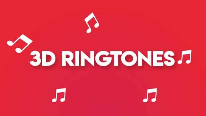 Set 3D sounds ringtones