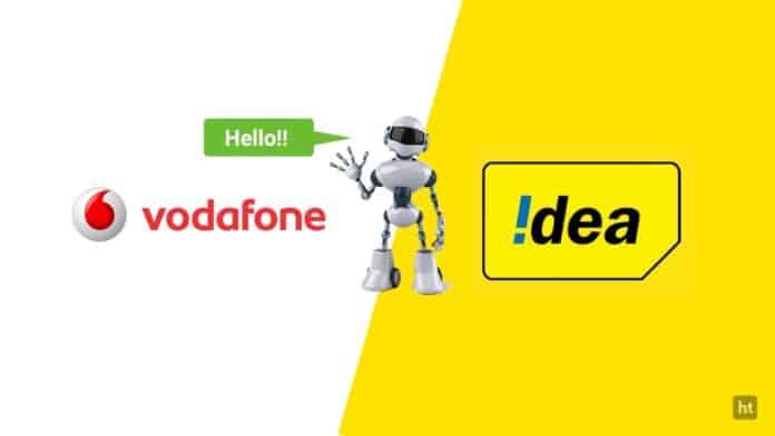 Vodafone-Idea WhatsApp Chatbot
