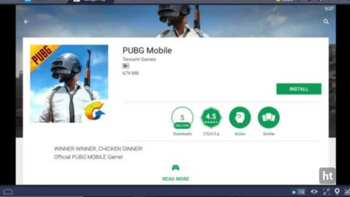 install pubg without internet