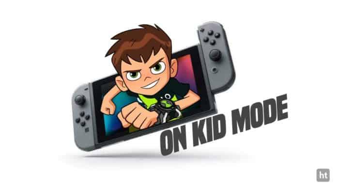 kids mode app