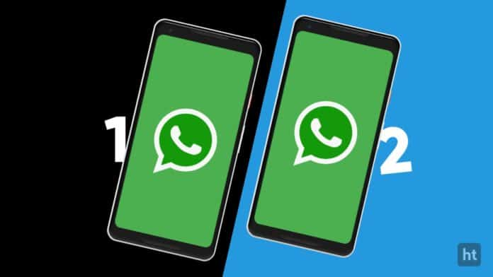 same whatsapp account on multiple devices