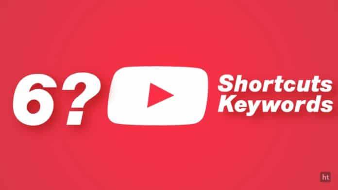 youtube keyboard