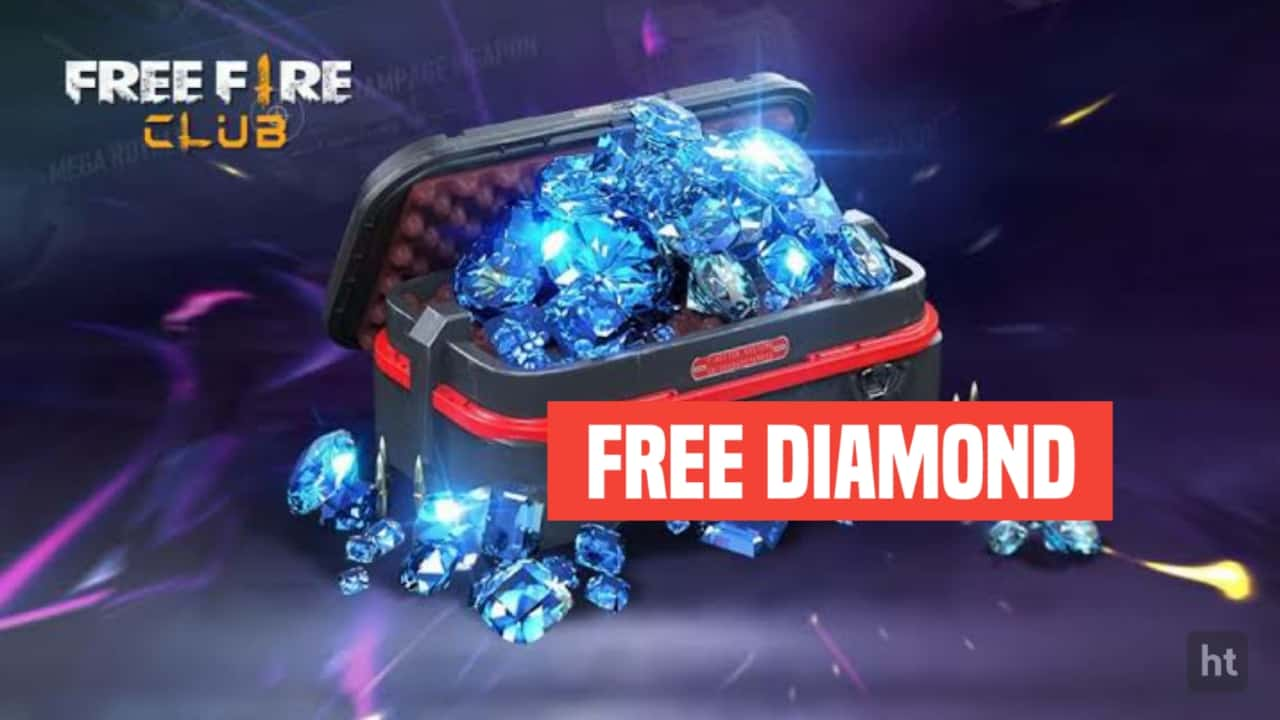 Get the Freefire Diamonds free of cost on your phone easily.