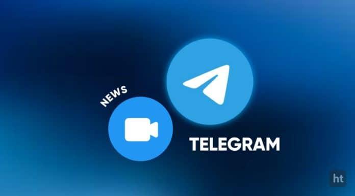 Telegram roll out video call