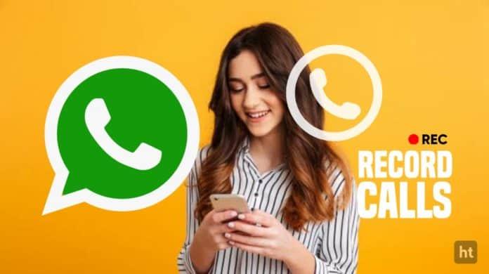 WhatsApp Call Record