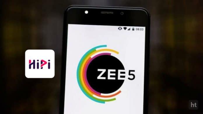 Zee5 launch short video app
