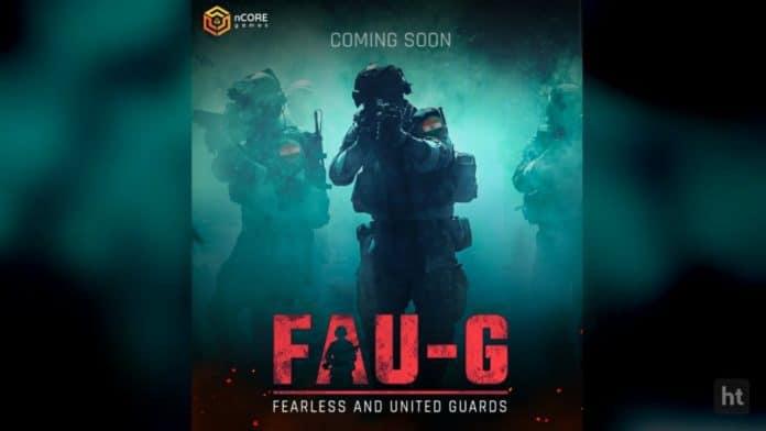 FAU-G PUBG game
