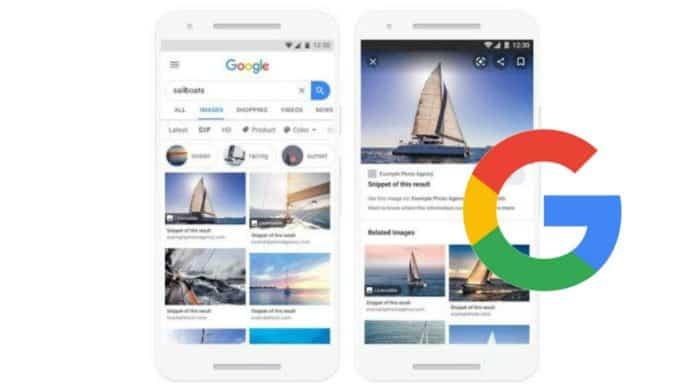 Google image license