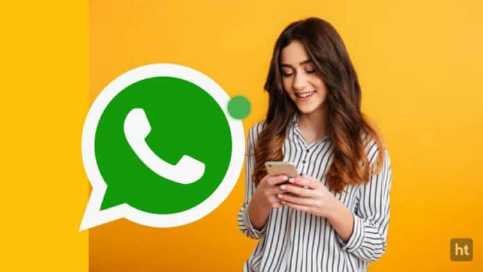 WhatsApp showing online after closing app