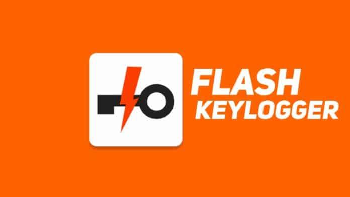 Flash Keyloggerapp