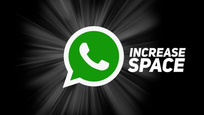 how to manage WhatsApp media file