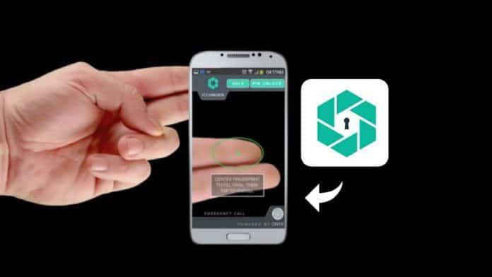 Unlock Fingerprint Scanner app