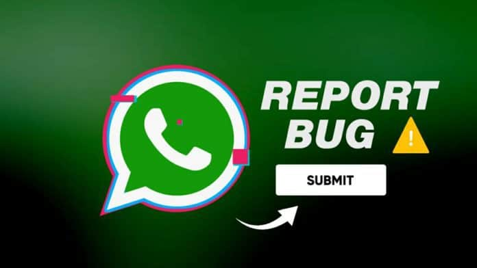 WhatsApp in app support feature