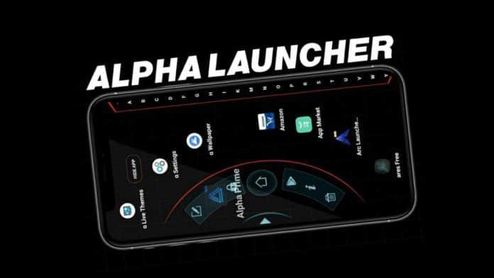 Alpha Launcher Free