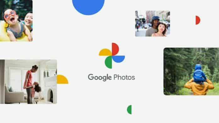 Google Photos storage plan