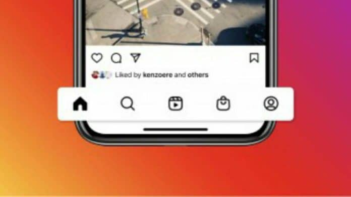 Instagram introduces New Home Screen