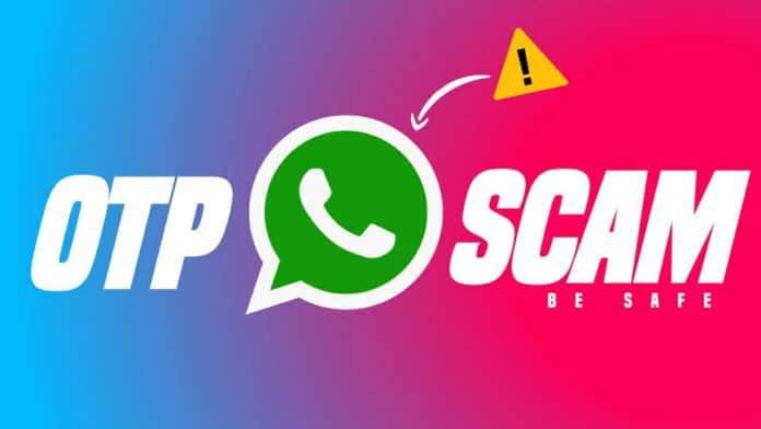 WhatsApp OTP Scam