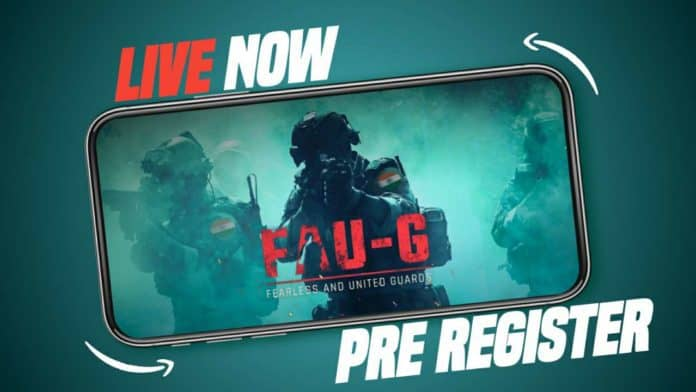 Fau-G game pre-registration