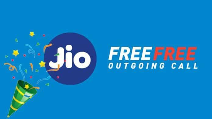 Jio free voice calls