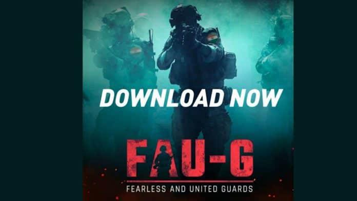 FAU-G game launch