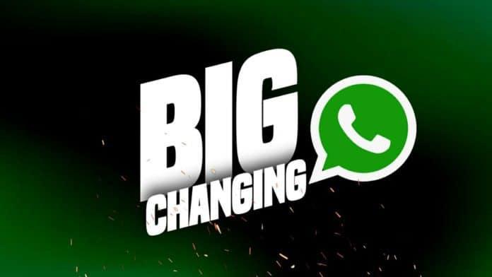 WhatsApp 6 new big changes