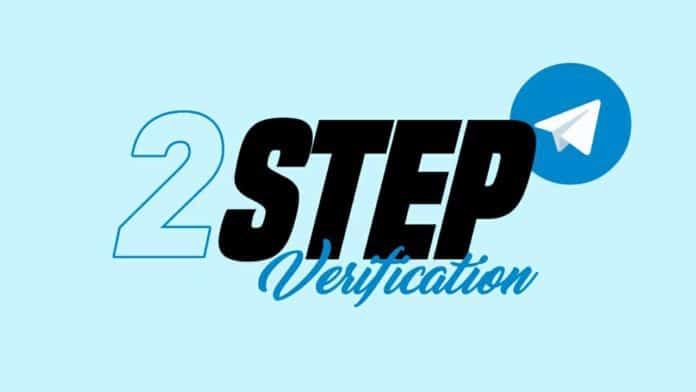 Enable Two-step verification on Telegram