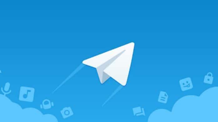 Telegram QR codes feature