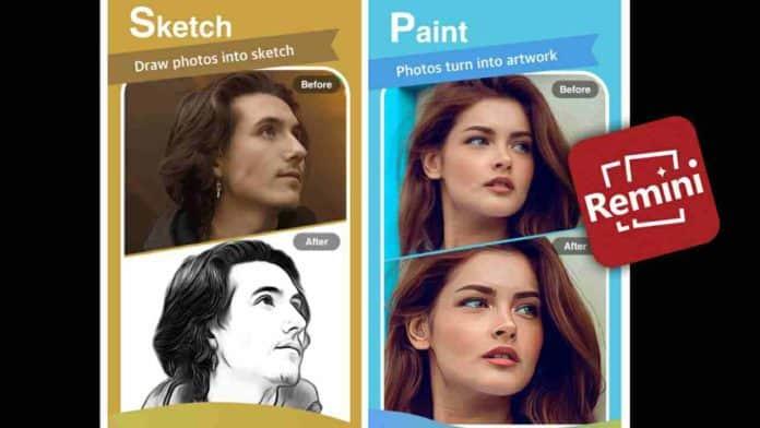 Remini - Photo Enhancer app