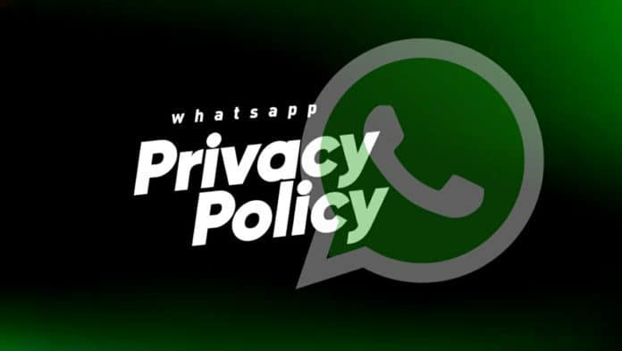 WhatsApp policy implementing restrain