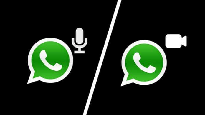 WhatsApp web calls feature
