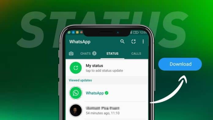 Download WhatsApp Status without app