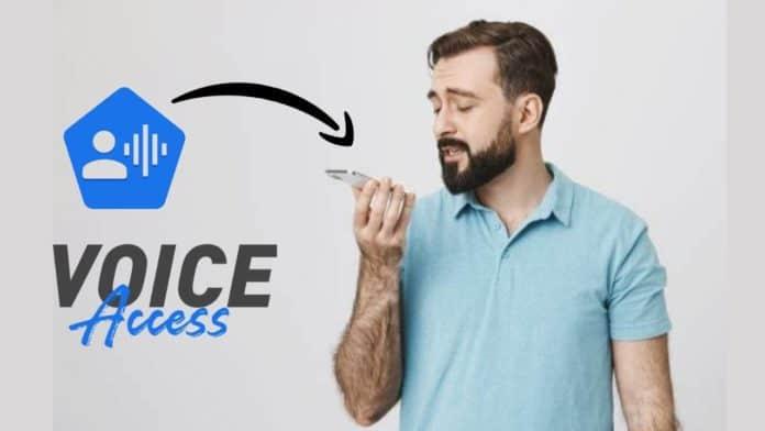 Voice Access app