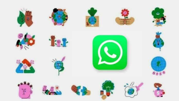 WhatsApp new World Earth Day